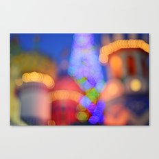 Russian Xmas Canvas Print
