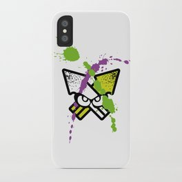 Splatoon - Turf Wars 2  iPhone Case