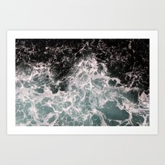 To The Sea #2 Art Print