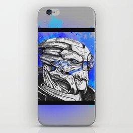 Garrus Vakarian: Mass Effect (color) iPhone Skin