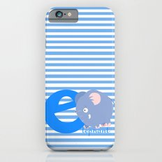 e for elephant Slim Case iPhone 6s