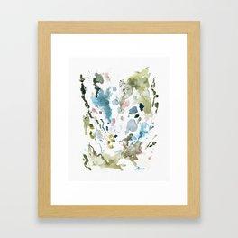 greenworld Framed Art Print