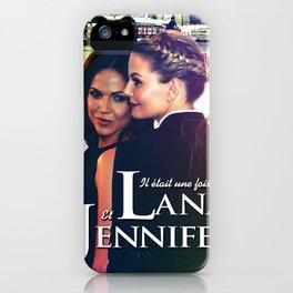Lana & Jennifer iPhone Case