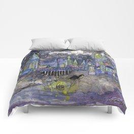 Hogwarts Castle Comforters