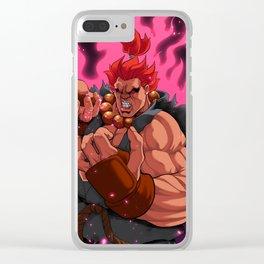 Akuma Clear iPhone Case