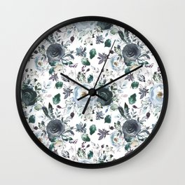 Azul are you with me? Wall Clock