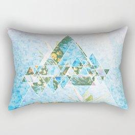 Chasing Pineapples Rectangular Pillow