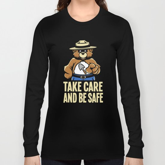 Take Care  Long Sleeve T-shirt