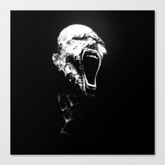 Scream 2 Canvas Print