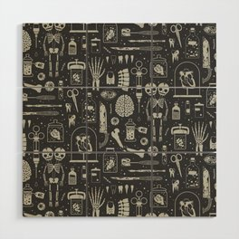 Oddities: X-ray Wood Wall Art