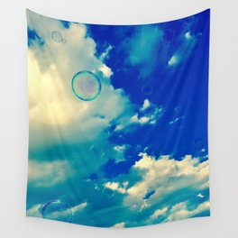 Happiness Photography Wall Tapestry