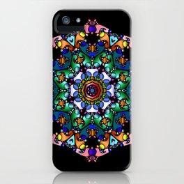 Geometrica 66 iPhone Case
