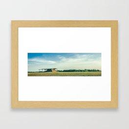 Farm 2 Framed Art Print