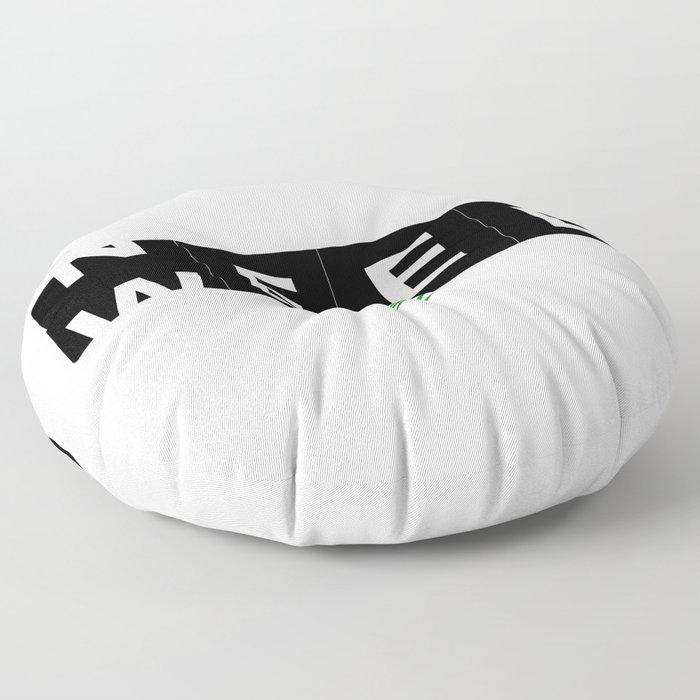 NEED WEED Floor Pillow
