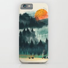 Wilderness Camp iPhone 6s Slim Case
