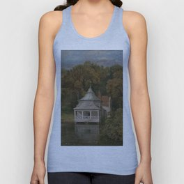 John Constable - The Quarters behind Alresford Hall Unisex Tank Top