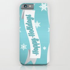 Holiday Snow Slim Case iPhone 6s