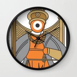 la justicia ciega Wall Clock