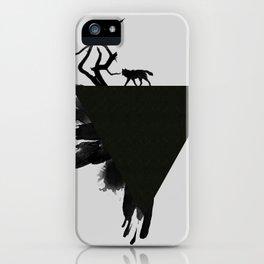 I'm Wolf iPhone Case