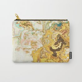 bathed in gold Carry-All Pouch