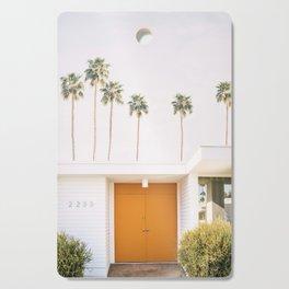 Palm Springs Cutting Board