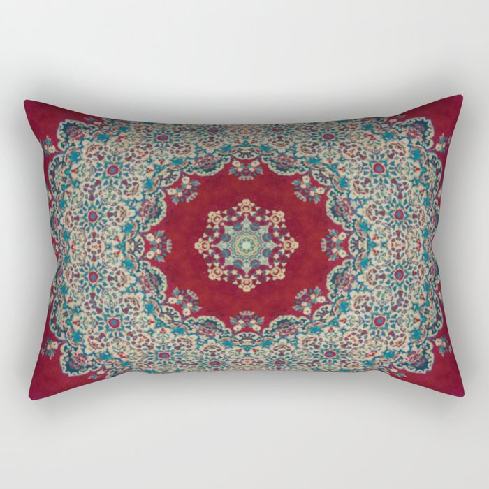 Mandala Nada Brahma  Rectangular Pillow