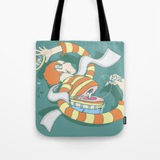 Put Yourself Back Together Again Tote Bag