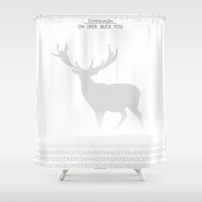 Oh Deer Buck You