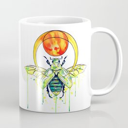 Scarab Beetle Coffee Mug