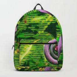 Fern Unfurling Backpack