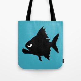 Angry Animals - Piranha Tote Bag