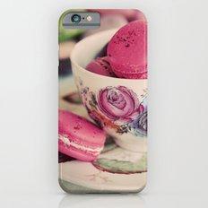 Macarons & Tea Slim Case iPhone 6s