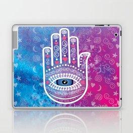 Hamsa Prayer Laptop & iPad Skin