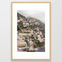 Positano, Amalfi Coast II Framed Art Print