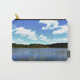 A Day on the Lake Carry-All Pouch