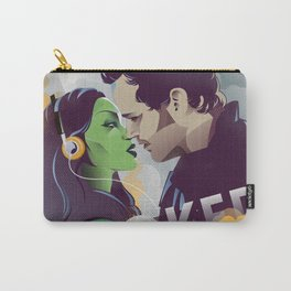 Hooked on a feeling Carry-All Pouch
