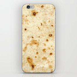 Burrito Baby/Adult Tortilla Blanket iPhone Skin