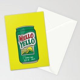 Mello Yello Stationery Cards