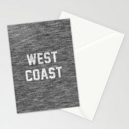 West Coast Stationery Cards