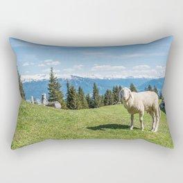 Me, the Sheeple?! Rectangular Pillow
