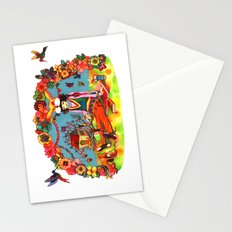 Hideaway Love Stationery Cards