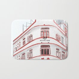 36 Keong Saik Road, Chinatown, Singapore Bath Mat