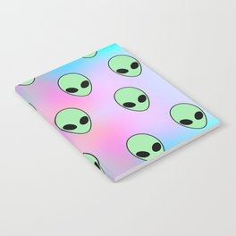 Aliens Notebook
