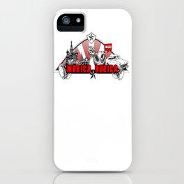 musica rusica iPhone Case