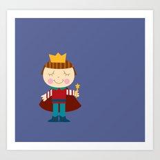 Prince charming Art Print