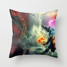Trio (Destiny inspired) Throw Pillow