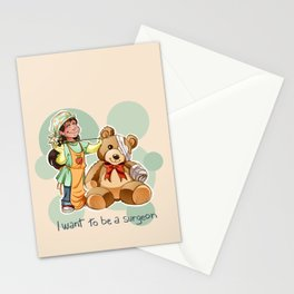 LITTLE SURGEON Stationery Cards