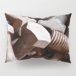Bolt on the wall Pillow Sham