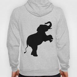 Elephant Silhouette Hoody