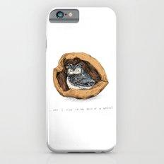 Belly of a Walnut iPhone 6 Slim Case
